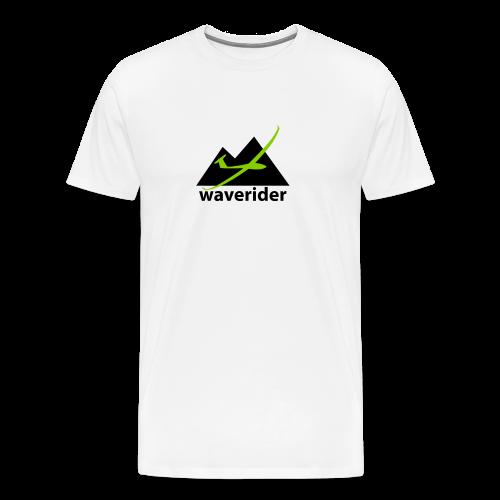soaring-tv T-Shirt: waverider - Männer Premium T-Shirt
