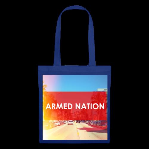 ARMED NATION BAG - Stoffbeutel