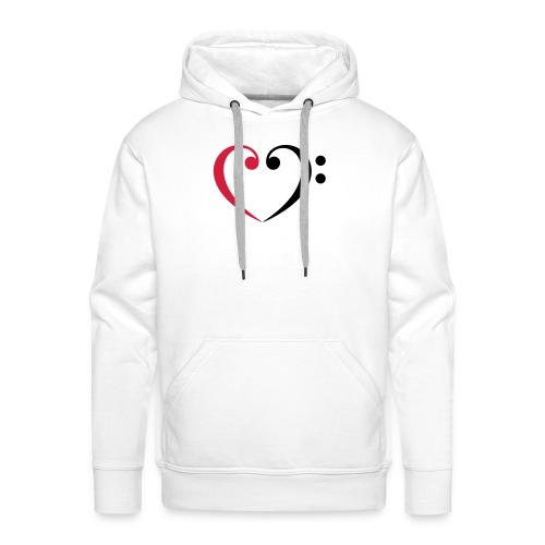 L&B Sweater Men Premium - Männer Premium Hoodie