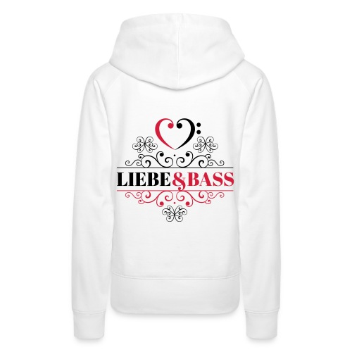 L&B Sweater Lady - Frauen Premium Hoodie