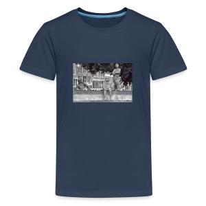 Scheepsjongens van Bontekoe - Teenager Premium T-shirt