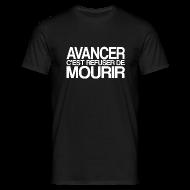 Tee shirts ~ Tee shirt Homme ~ AVANCER