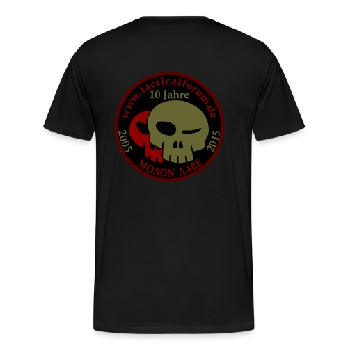 Jubiläums Tee 2 - Männer Premium T-Shirt