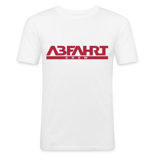 AbfahrtCrew Slim Shirt  M2K LTD. - Männer Slim Fit T-Shirt