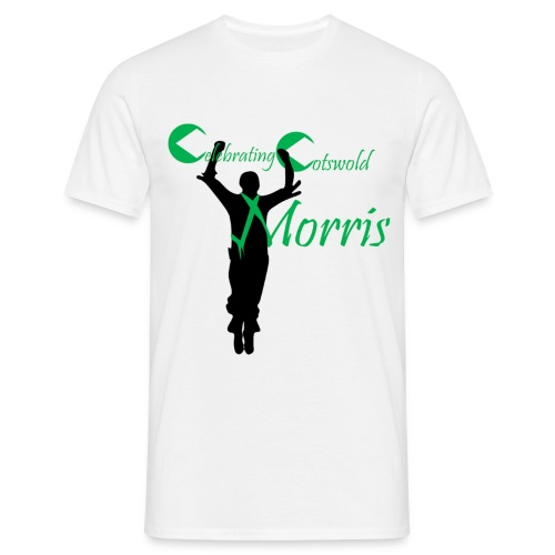 Celebrating Cotswold Morris - Men's T-Shirt