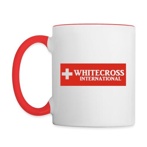 Whitecross VA mug  - Contrasting Mug