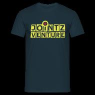 T-Shirts ~ Männer T-Shirt ~ Jointz Venture blue/yellow
