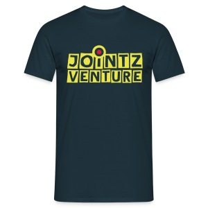 Jointz Venture blue/yellow - Männer T-Shirt