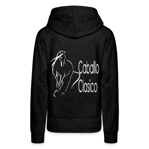 Caballo Clasico Hoodie - Frauen Premium Hoodie