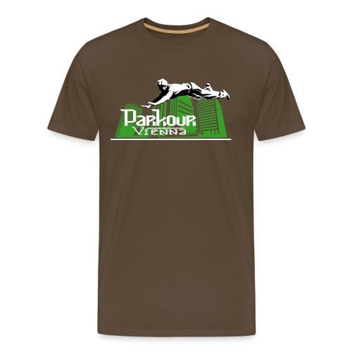 Skyline T-Shirt - Männer Premium T-Shirt