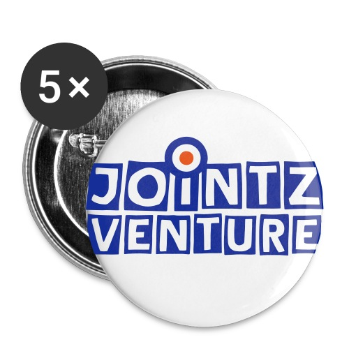 Jointz Venture Button - Buttons klein 25 mm