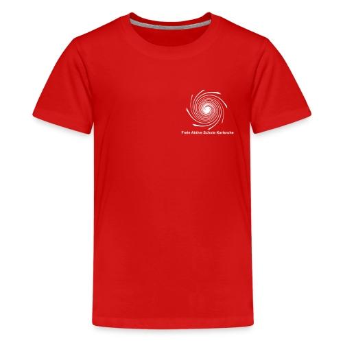 Teenies T-Shirt - Faska klein - Teenager Premium T-Shirt