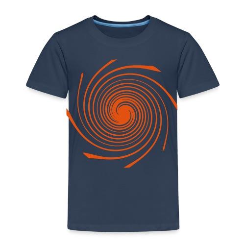 Kids T-Shirt - Spirale - Kinder Premium T-Shirt