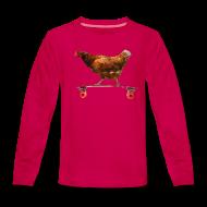 Langarmshirts ~ Teenager Premium Langarmshirt ~ Artikelnummer 101916059