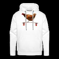 Pullover & Hoodies ~ Männer Premium Kapuzenpullover ~ Artikelnummer 101916003