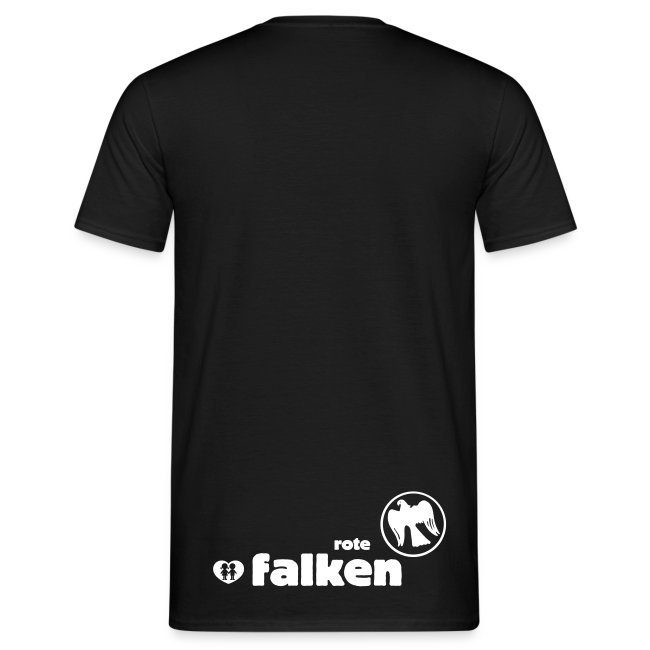 T-Shirt Rote Falken (male)
