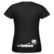 T-Shirts ~ Frauen T-Shirt ~ T-Shirt Rote Falken (female)
