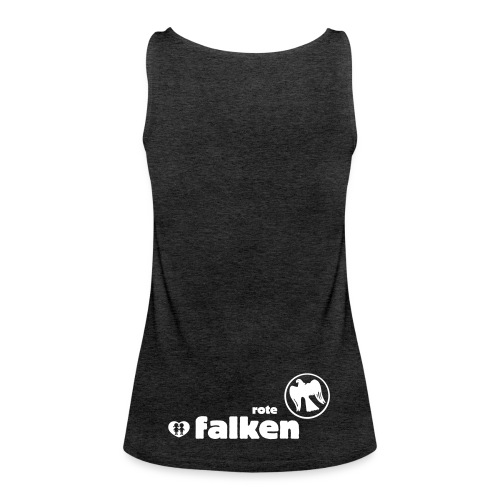 Top Rote Falken (female) - Frauen Premium Tank Top