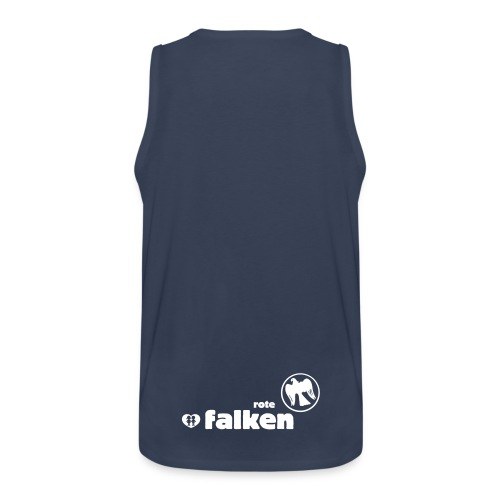 Top Rote Falken (male) - Männer Premium Tank Top