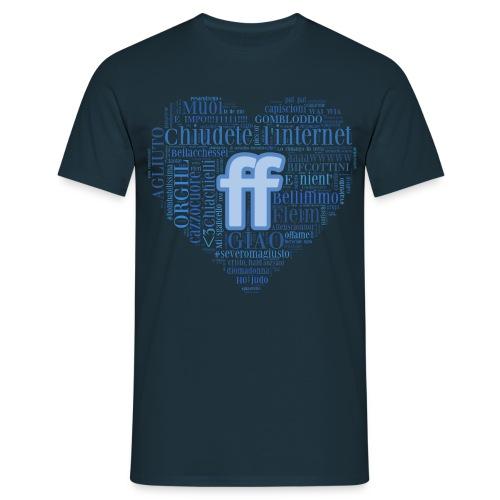 ApocaliFFe Man - Maglietta da uomo