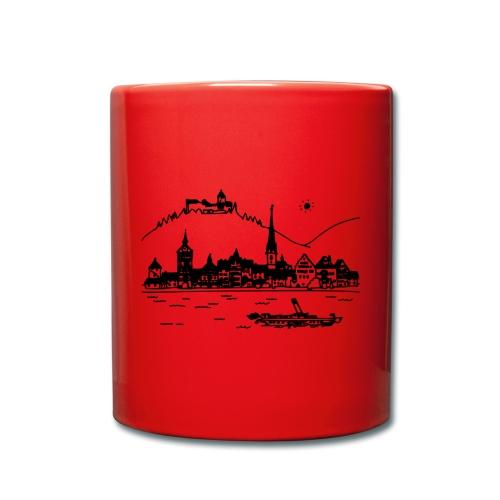 Stein am Rhein Tassli - Tasse einfarbig