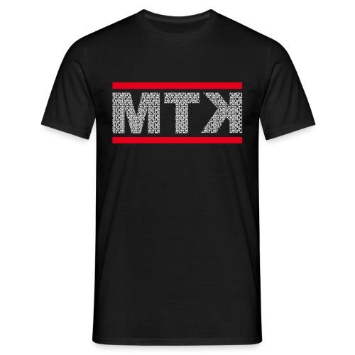 Motek weiß - Männer T-Shirt