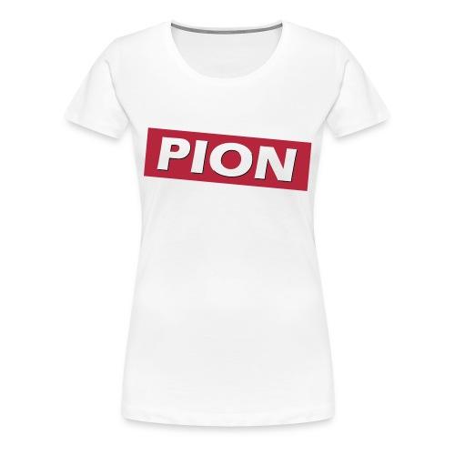 PION Shirt / for Girls - Frauen Premium T-Shirt