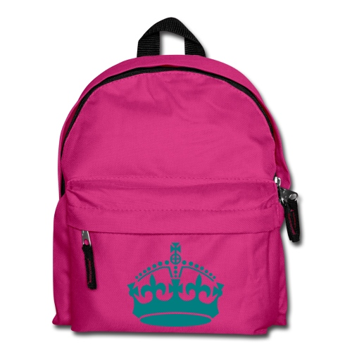 King/ Queen Unisex BackPack - Kids' Backpack