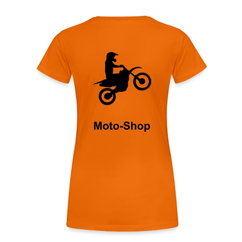 Moto-Shop Fan Shirt - Frauen Premium T-Shirt