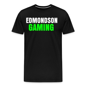 EdmondsonGaming Green T-Shirt (Teenage) - Men's Premium T-Shirt