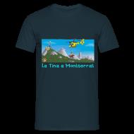Camisetas ~ Camiseta hombre ~ LA TINA HELICÒPTER RESCAT GRAE (cat)