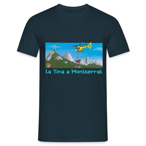 LA TINA HELICÒPTER RESCAT GRAE (cat) - Camiseta hombre
