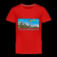 Camisetas ~ Camiseta premium niño ~ TINA HELICÓPTERO DE RESCATE (Cast)