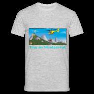 Camisetas ~ Camiseta hombre ~ TINA HELICÓPTERO DE RESCATE (Cast)