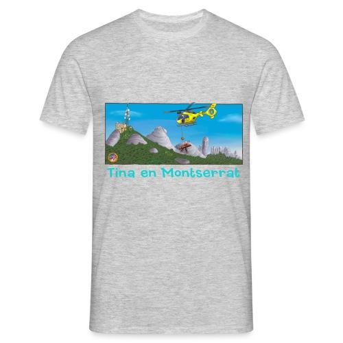 TINA HELICÓPTERO DE RESCATE (Cast) - Camiseta hombre