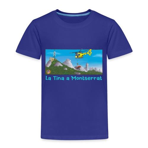 LA TINA HELICÒPTER RESCAT GRAE (cat) - Camiseta premium niño