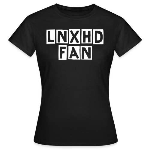 LNXHD FAN (Frauen) - Frauen T-Shirt