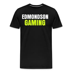 EdmondsonGaming Yellow T-Shirt (Mens) - Men's Premium T-Shirt