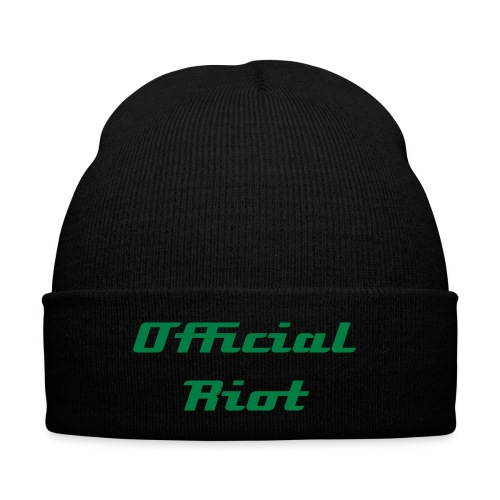 Official Riot Beanie - Winter Hat