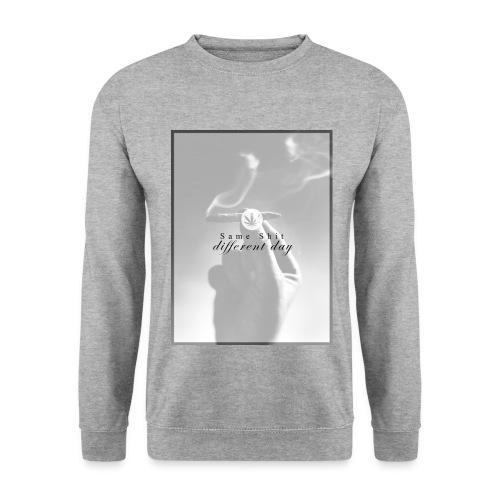 SSDD Grey Smoke Elegant - Men's Sweatshirt