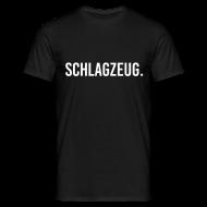 T-Shirts ~ Männer T-Shirt ~ Schlagzeug. Punkt. Shirt (Herren)