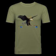 T-Shirts ~ Männer Slim Fit T-Shirt ~ Artikelnummer 101941532
