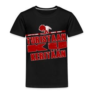 Japyh - TKK t-paita (eri värejä) - Lasten premium t-paita