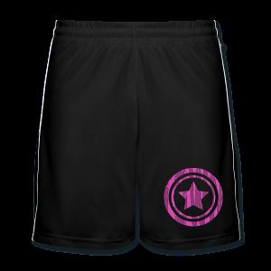STERN IM KREIS - Männer Fußball-Shorts
