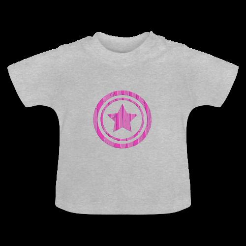 STERN IM KREIS - Baby T-Shirt