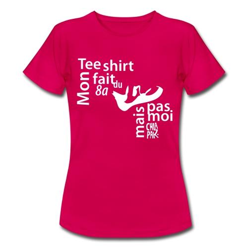 8afemme2 - T-shirt Femme