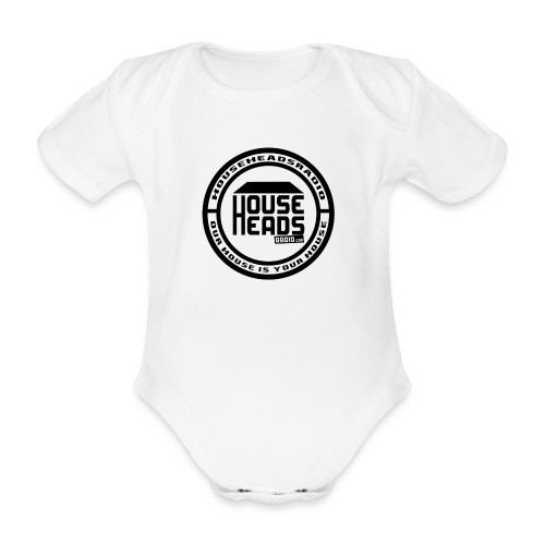 HHR BABY GROW - Organic Short-sleeved Baby Bodysuit