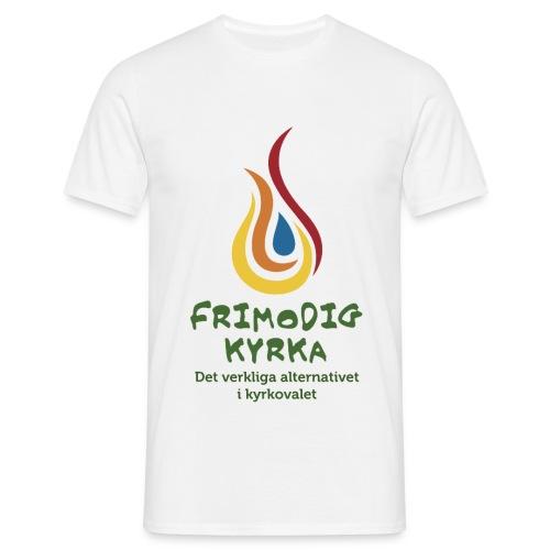 T-shirt herrmodell - T-shirt herr