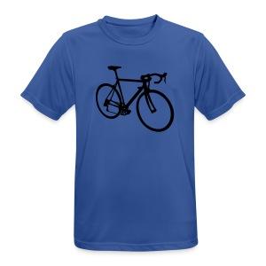 Fiets - mannen T-shirt ademend
