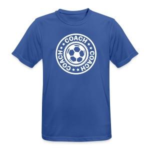 Coach - mannen T-shirt ademend